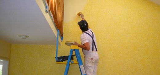 رنگ, رنگ کردن, رنگ آمیزی منزل, رنگ ها