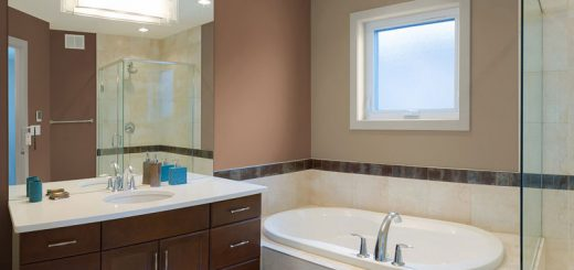 نقاشی و رنگ آمیزی حمام
