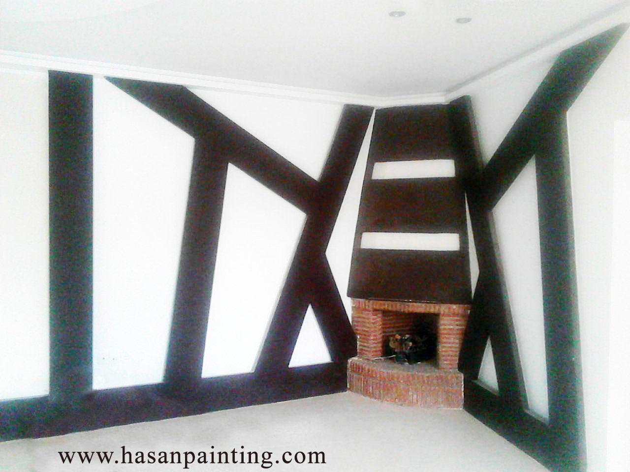 رنگ آمیزی و نقاشی کناف